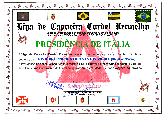 diploma Mestre Tiziu
